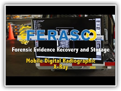Mobile Digital Radiographic XRay System - FERASCO