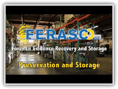 Storage for Evidence and Insurance Materials - FERASCO